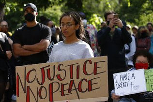 Beyonce réclame justice pour George Floyd