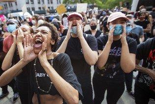 Déploiement de forces sans précédent à Minneapolis