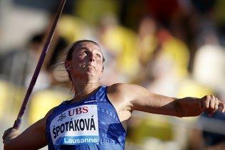 Spotakova lance à 63,69 m pour la reprise en Republique tchèque