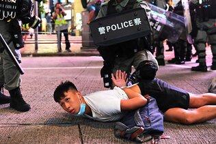 Le Congrès adopte des sanctions contre la répression à Hong Kong