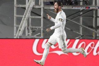 Le Real prend 4 points d'avance sur le Barça