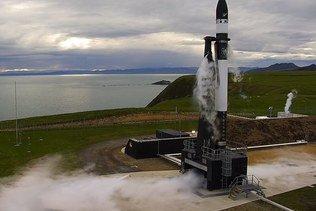 """Une fusée """"perdue"""" après son lancement en Nouvelle-Zélande"""