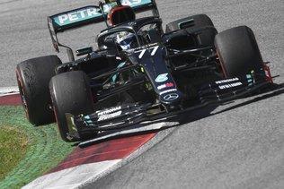 F1: Valtteri Bottas s'impose à Spielberg