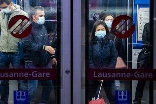 Le port du masque désormais obligatoire dans les transports publics
