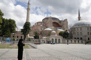 Sainte-Sophie transformée en mosquée restera ouverte aux visiteurs