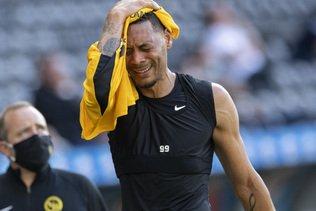 Super League: YB sans Hoarau sans doute jusqu'en fin de saison