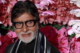 Testé positif, l'acteur de Bollywood Amitabh Bachchan hospitalisé