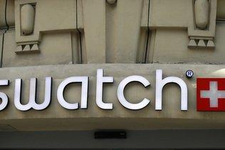 Swatch a redressé la barre après un semestre déficitaire