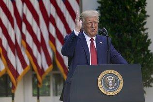 Trump décrète la fin du traitement préférentiel accordé à Hong Kong