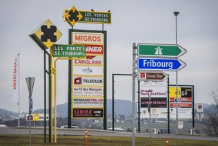 Vote sur le Grand Fribourg en 2021