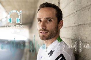 «Je suis le seul cycliste professionnel à avoir un job à côté»