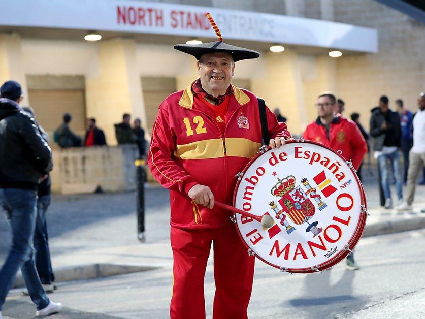 La crise frappe aussi Manolo, premier supporter de la Roja