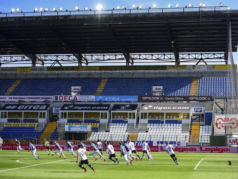 La Serie A va reprendre le 20 juin