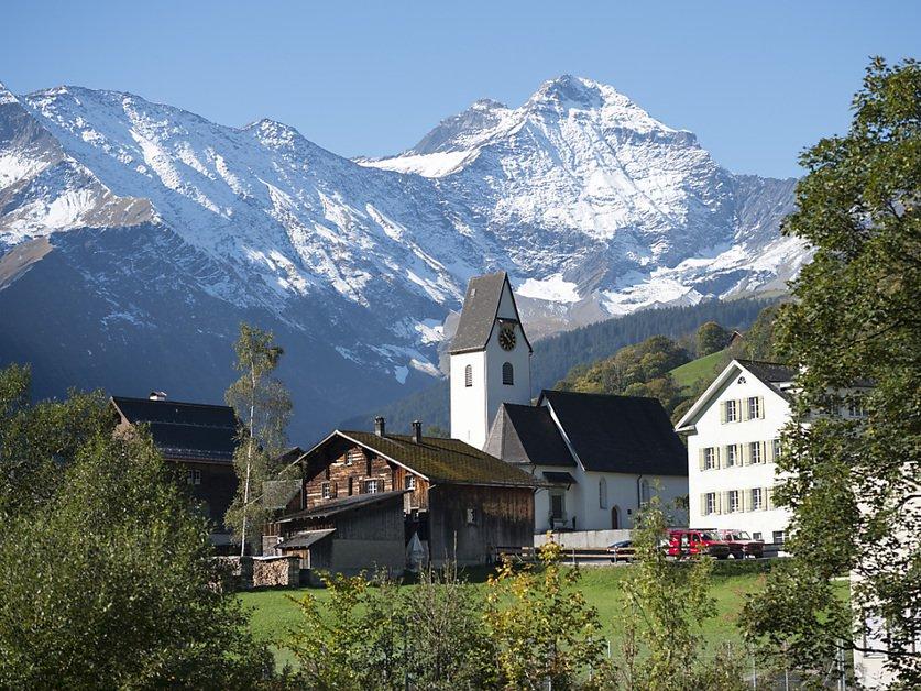 Alpes glaronnaises secouées depuis quelques jours