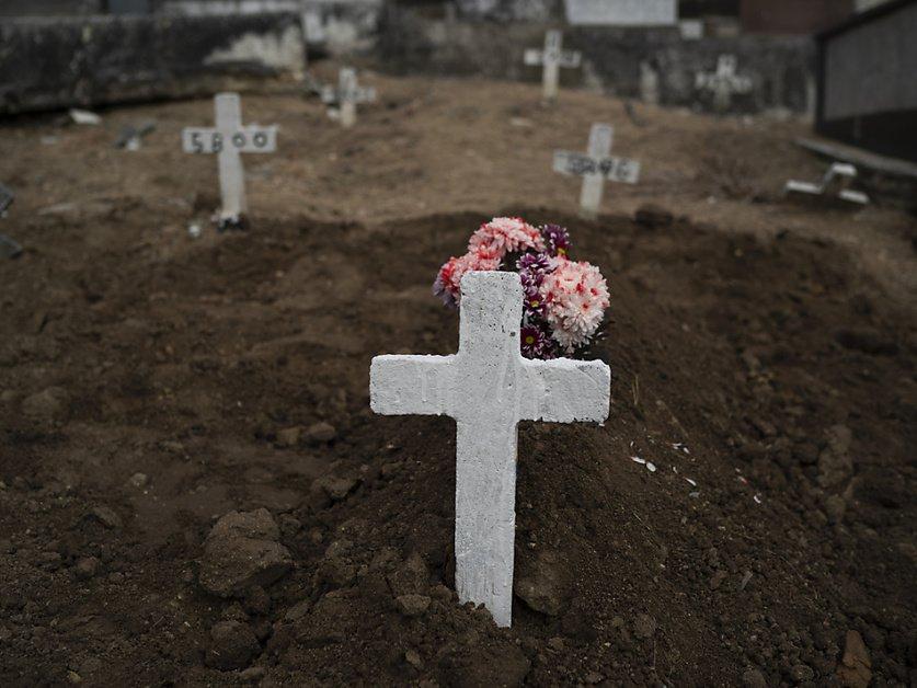 Le Brésil devient le 4e pays avec le plus de morts