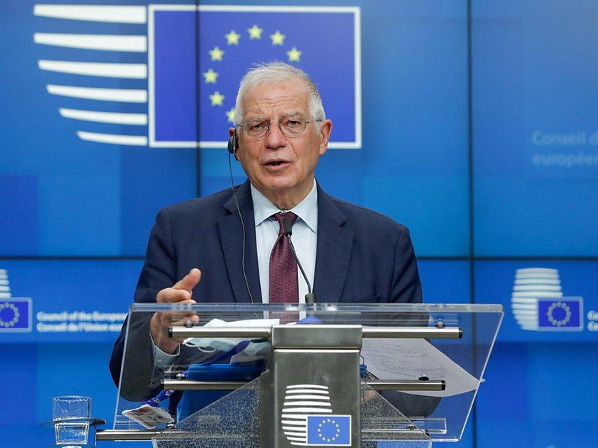 """George Floyd: l'UE """"choquée"""" par l'usage excessif de la force"""