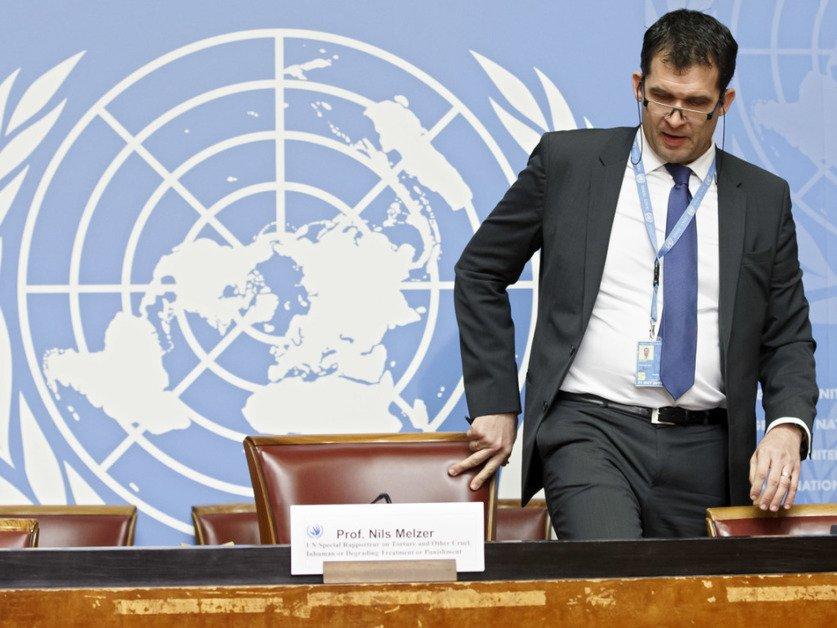 Emeutes: l'expert suisse de l'ONU veut des investigations