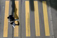 Un jeune homme renversé sur un passage pour piétons
