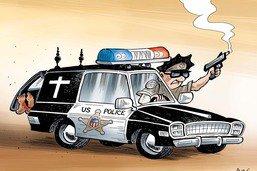 Encore une bavure policière aux Etats-Unis