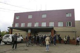 """L'opposant russe Navalny hospitalisé dans un état """"stable"""" à Berlin"""