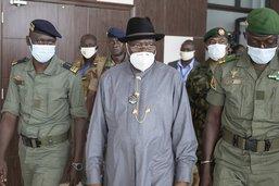 La délégation ouest-africaine et la junte se montrent optimistes