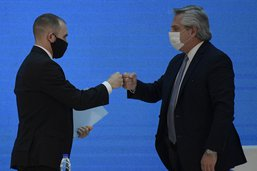 L'Argentine obtient la restructuration de 66 milliards de dette