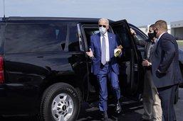 """""""Optimiste"""", Biden se présente en rassembleur de l'Amérique"""