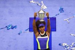 Un troisième titre majeur pour Naomi Osaka