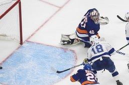 Le Lightning à une victoire de la finale de la Coupe Stanley