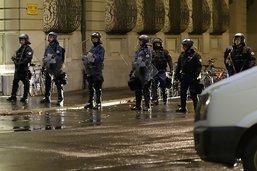 Place fédérale: la police a évacué les manifestants