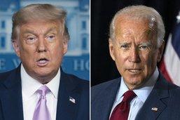 Trump exige un contrôle antidopage de Biden en vue de leur débat