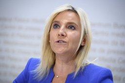Céline Amaudruz: «pas un blanc-seing pour l'accord-cadre»