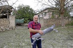 Le Nagorny-Karabakh à feu et à sang