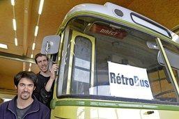 Les bus historiques auront leur halle
