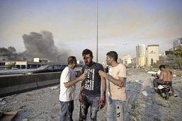Liban, une douleur sans fin