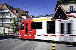 L'idée d'un tram-train émerge à Bulle
