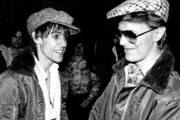 Sept disques pour raconter comment Bowie sauva Iggy Pop