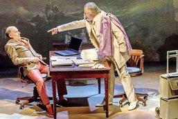 Rappel, le théâtre est un don du ciel!