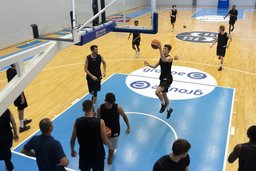 Fribourg Olympic dans sa bulle