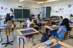 Intégration d'une spécificité pour les élèves de langue allemande