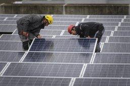 Un crédit de 542'000 francs pour des installations photovoltaïques