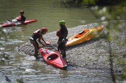 Les occupantes d'un canoë abandonné retrouvées chez elles