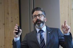Thomas Plattner est le nouveau médecin cantonal