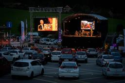 Drive-in Festival du Lied à Charmey