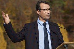 André Magnin à la présidence