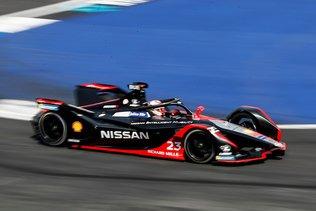 Formule E: reprise mitigée pour Buemi