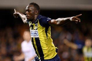 """Bolt estime n'avoir pas eu """"une chance équitable""""  dans le foot"""
