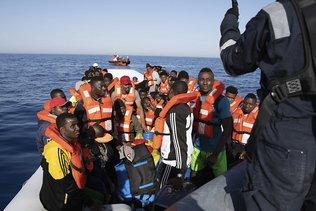 MSF s'allie à l'ONG Sea-Watch pour les sauvetages en Méditerranée