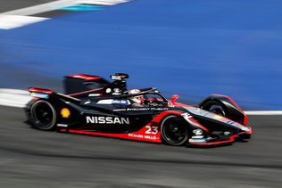 Formule E: un podium pour Sébastien Buemi