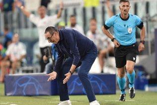"""Adieu Maurizio"", ça chauffe pour Sarri à la Juve"